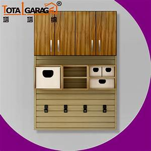 Wooden Wall Cabinet Design