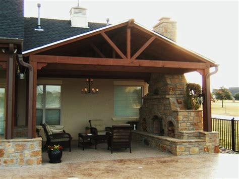 How To Make Covered Patio Ideas In The Backyard: covered
