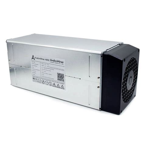 Posted by quotecolo on june 22, 2018. Canaan Avalon A852 15TH/s Bitcoin Miner Mining Machine | آرک