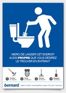 affiche gratuite 171 gardez les toilettes propre 187 224 t 233 l 233 charger bernard fr