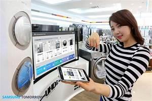 Samsung Smart Home : samsung announces new smart home service for a better connected home ~ Buech-reservation.com Haus und Dekorationen
