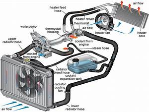 How Radiator Works In Automobile  - Easiest Explanation