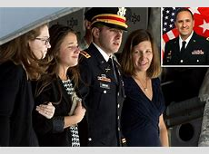 Body of US general killed in Afghanistan arrives at