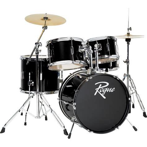 drum piece complete rogue sets drums wine acoustic mmgs7 walmart guitarcenter