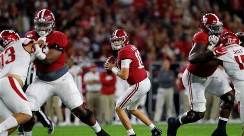 2020 Alabama football schedule: Dates, times, opponents ...