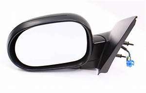 Lh Side View Exterior Door Mirror 98