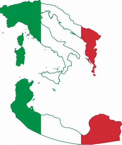 Italy Flag Map Greater Svg Wikimedia Maps