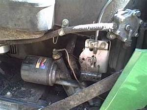 John Deere 185 Hydro Repair Project Part 1