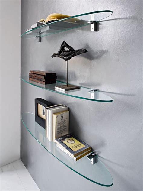 Mensole In Vetro Su Misura by Cb5066 Plana Connubia Calligaris Modern Glass Shelf