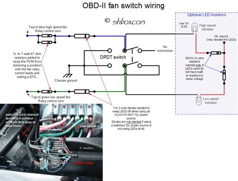 Manual Fan Switch Wiring Have Question Lstech