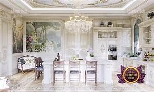 Classical, Luxury, House, Interior