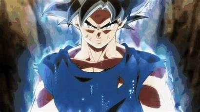 Instinto Goku Gokui Dragon Ball Superior Migatte