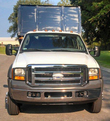 Buy Used 2005 Ford F-450 Crew Cab Dually Diesel With 10 Ft