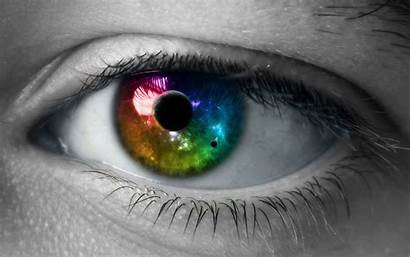 Eyes Wallpapers Attractive Eye Colorful Desktop Colored