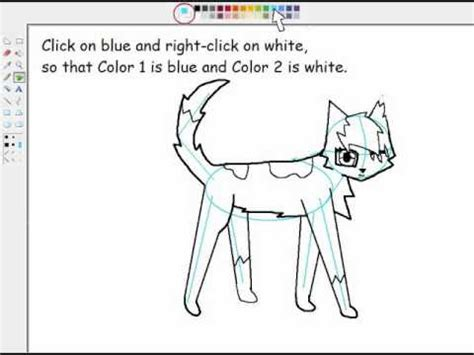 ms paint erasing one color at a time youtube