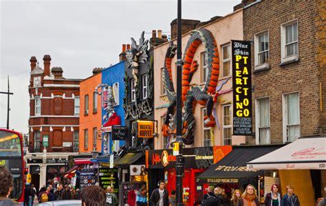 visit camden town  london