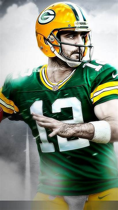 Aaron Rodgers Iphone Wallpapers Nfl 1080 Resolution