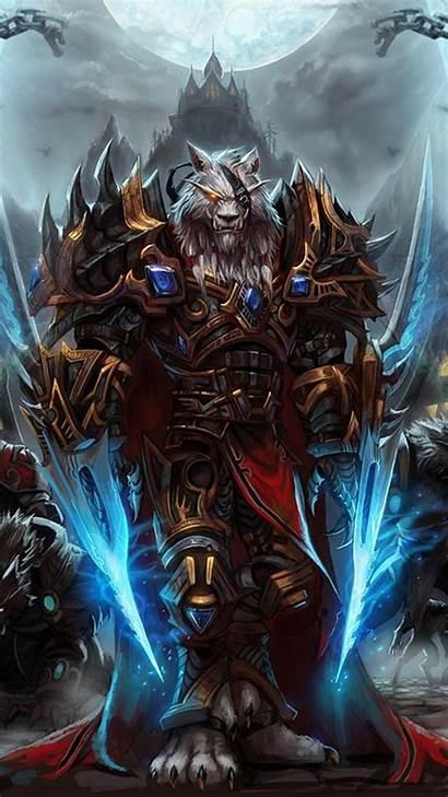 Warcraft Knight Death Worgen Wow Wallpapers Background