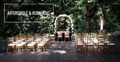 Wedding Venues Inexpensive : 8 Romantic But Affordable Wedding Venues In Singapore