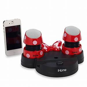 iHome Disney Loves Portable Rechargeable Speakers with