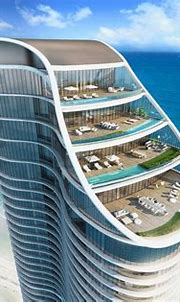 ritz-carlton residences at sunny isles beach by arquitectonica