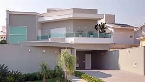 Projeto Casa Sobrado Moderno Alto Padrao 15x30 Condominio Arquitetura Reta Caixote Decoracao