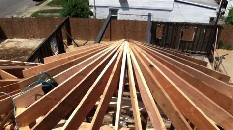 making  circular roof queens ny youtube