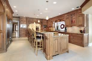 two level kitchen island designs 64 amazing kitchens with island home designs
