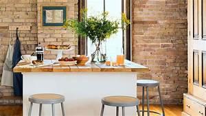 Plan De Travail En Palette : diy ides dulots de cuisine fabriquer with plan de travail en palette ~ Melissatoandfro.com Idées de Décoration
