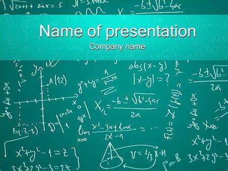 powerpoint templates cartas 数学の数式 powerpointプレゼンテーションのテンプレートと背景のid 0000002249