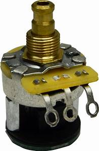 Fender Tele S1 Switch 250k Potentiometer