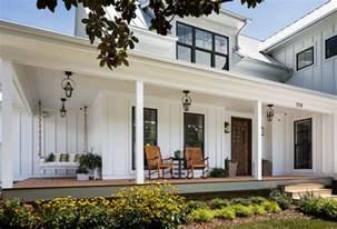 White Farmhouse Exterior Paint Colors
