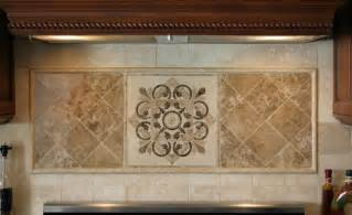 backsplash medallions kitchen kitchen medallions for backsplash hegle tile kitchens tile backsplash medallions and