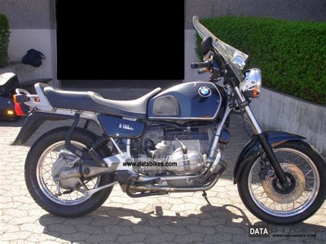 1993 Bmw R100 Type R 247e