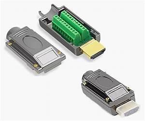 Ezsync Hdmi To Terminal Block Adapter Kit  2x Pack