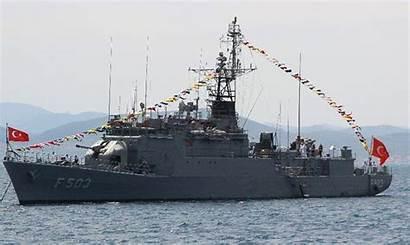 Navy Turkish Corvette Fire Mariners Injured Beykoz