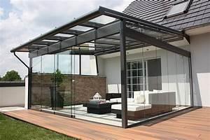 Carport Terrasse Kombination : terrassen dach verglasung pforzheimer fensterbau ~ Somuchworld.com Haus und Dekorationen