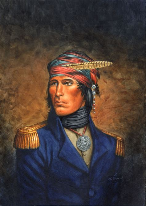 tecumseh crouching panther   images native