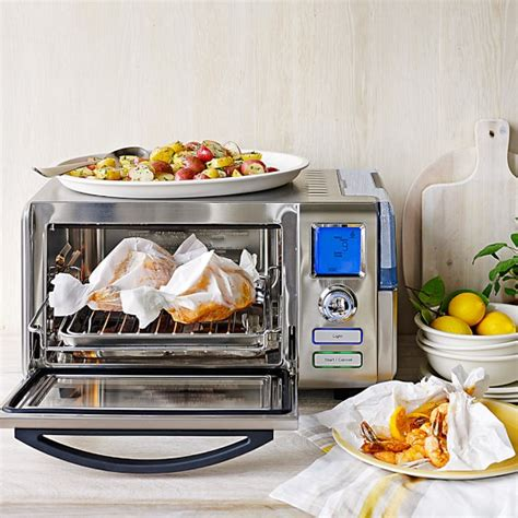 cuisine arte cuisinart combo steam and convection oven williams sonoma