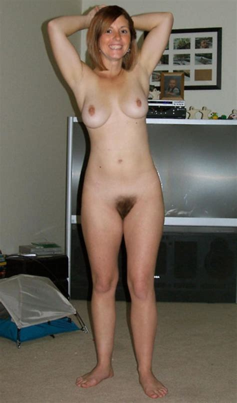 Milfy Hairy Pussy Luscious