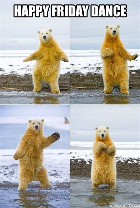 Happy Dance Meme - happy friday dance