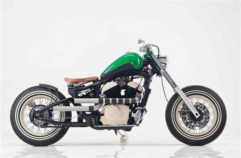 Yamaha Virago 250 Cc Bobber Motorcycle