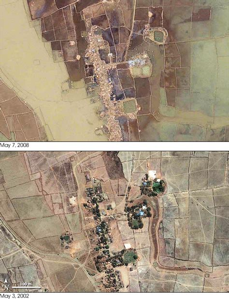 nasa visible earth cyclone nargis floods burma myanmar