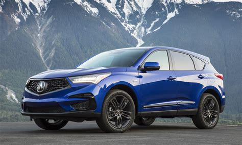 2019 Acura RDX : Review, Engine, Redesign, Features, Price