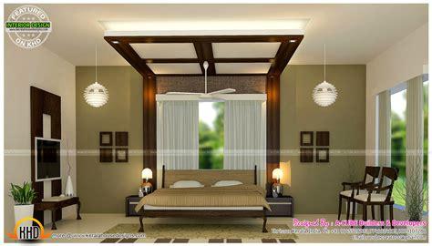 master bedrooms  kitchen interior kerala home design  floor plans