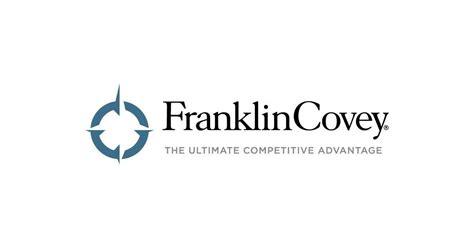 franklin covey  announces launch   international