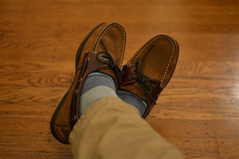 Boat Shoes With Socks by Boat Shoes And Socks Simpler