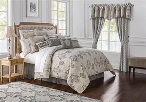 Maura, Natural, Waterford, Luxury, Bedding