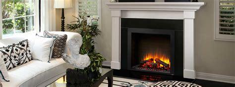 simplifire built  electric fireplace series monessen