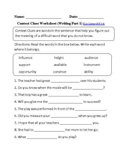 english worksheets 3rd grade common core aligned worksheets 4th grade english pinterest